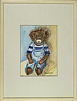 Teddy 1; 15x22 cm