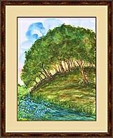 Märchenwald; 30x40 cm