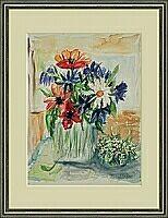 2 Vasen ; 30x40 cm