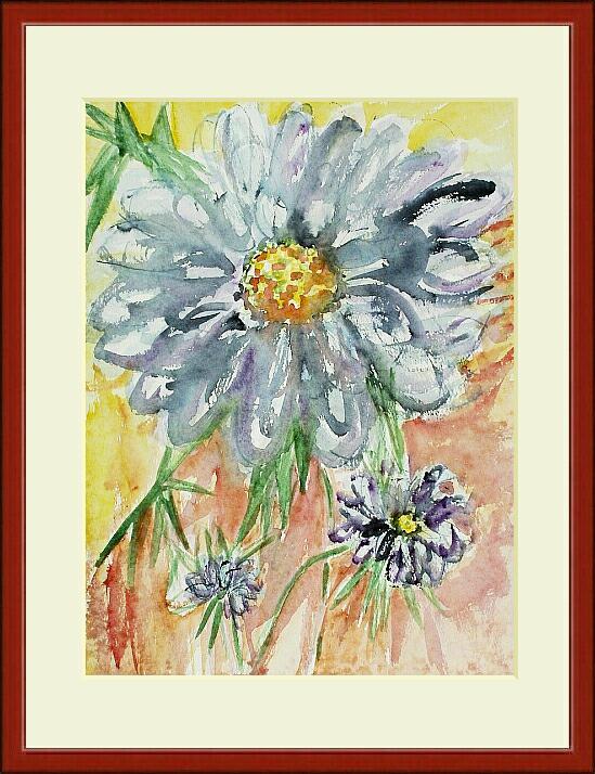 Blüten; 30x40 cm