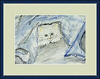 Kätzchen; 40x30 cm