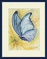 Schmetterling; 30x40 cm