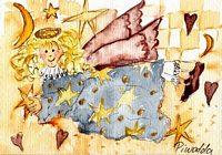 Weihnachtskarte 2004 1