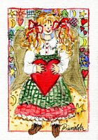 Weihnachtskarte 2004 2