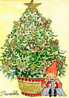 Weihnachtskarte 2004 5