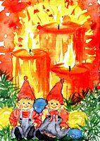 Weihnachtskarte 2004 6