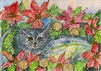 Weihnachtskarte 2005 1