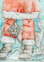 Weihnachtskarte 2005 2