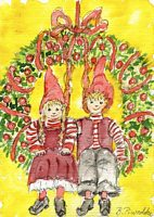 Weihnachtskarte 2005 4