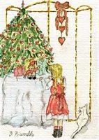 Weihnachtskarte 2005 5