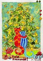 Weihnachtskarte 2005 6