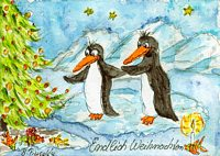 Weihnachtskarte 2005 7