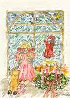 Weihnachtskarte 2005 8