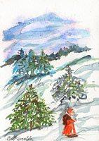 Weihnachtskarte 2006 2