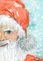 Weihnachtskarte 2006 3