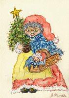 Weihnachtskarte 2006 4