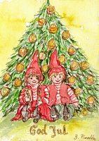 Weihnachtskarte 2006 5