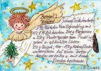 Weihnachtskarte 2006 6