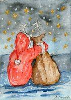 Weihnachtskarte 2006 8